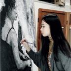 華卿畫室-解靖