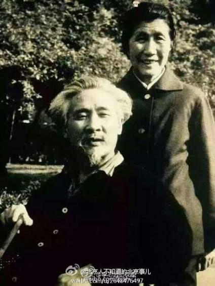 [cp]#北京悼#【徐悲鸿夫人廖静文女士逝世[蜡烛][蜡烛][蜡烛]】:
