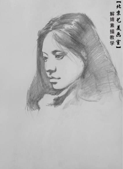#教师培训#范画。美术宝第一次发帖,有喜欢的吗☺️